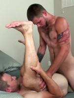 SethChase - 3-Way Man Fuck with Walker Michaels