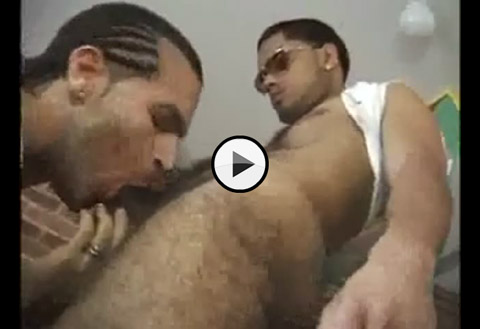 Blowing Hot Hairy Castro